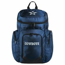 DALLAS COWBOYS  TRAVELER  BACKPACK WITH TOP LOAD COMPARTMENT AND LAPTOP SECTION