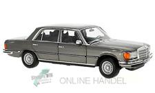+++ Mercedes 450 SEL 6.9 (W116), metallic - grau 1:18 von Norev +++