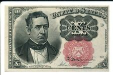 FR1266 10c US Fractional Currency
