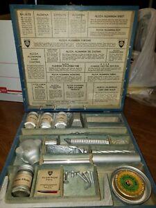 Vintage Alcoa Aluminum Sample Kit