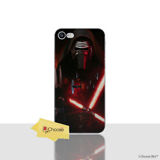 """Kylo Ren Soft GEL Star Wars Case/cover for Apple iPhone 7 Screen Protector 4.7"""""""