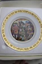 Royal Copenhagen The Hans Christian Andersen Plate The Emperor's New Clothes