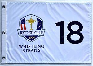 2020 Ryder Cup flag whistling straits 2021 golf championship pga new