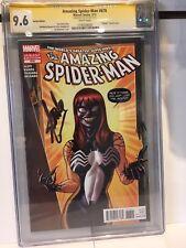 AMAZING Spider-Man #678 QUINONES VARIANT CGC 9.6 STAN LEE Signature SPIDERMAN
