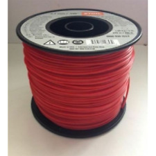 STIHL 9302616 Filo per Decespugliatore 2,7 mm - Rosso