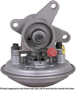 Vacuum Pump Cardone 64-1007 Reman