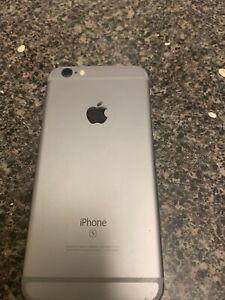 Apple iPhone 6s Gen. - 32GB Silver(AT&T) Model- MRPQ2LL/A1633