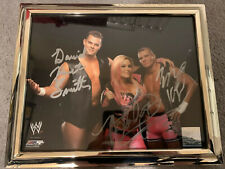 WWE HART DYNASTY Natalya DH Smith HAND SIGNED AUTOGRAPHED 8X10 PHOTO With Proof