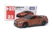 Tomica DieCast Modellauto 1:62 Nr 23 Nissan GTR braun Takara Tomy