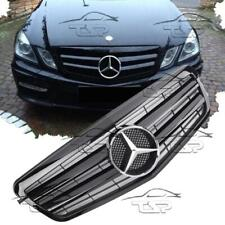 FRONT BLACK GLOSS FOR MERCEDES W212 09-13 AMG LOOK 212071 E-CLASS