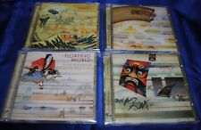 JADE WARRIOR-4CD Set-Kites/Floating World/Waves/Way Of The Sun