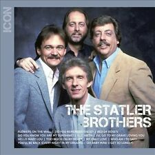 Icon by The Statler Brothers (CD, Nov-2010, Mercury) BRAND NEW