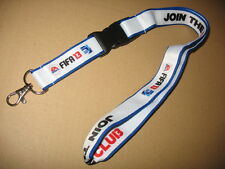 EA SPORTS FIFA 13 Join the Club promotional Lanyard/chiave a nastro
