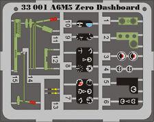 Eduard Zoom 33001 1/32 Tamiya Mitsubishi A6M5 'cero' Panel de Instrumentos