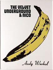 The velvet underground & nico Kühlschrank Magnet 6x8 cm Tin Sign EMAG308