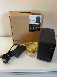 Synology DiskStation DS216play NAS-Server Driveless (1x Gb LAN, 1x USB 3.0)