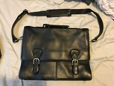 Kenneth Cole Leather Briefcase