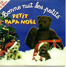 ★☆★ CD SINGLE NOUNOURS - BONNE NUIT LES PETITS Petit Papa Noël 2-tr RARE ★☆★