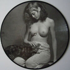 "RARE! MADONNA 10"" INTERVIEW PICTURE DISC LIMITED EDITION SPANK VINYL"