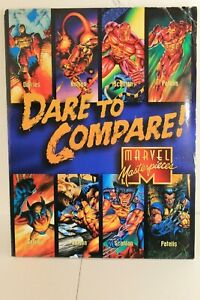 1994 & 1995 Marvel Masterpieces Complete Collection. Inc Mirage + Dealer Folder