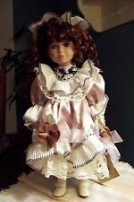 Seymour Mann Limited Edition Award Winning Connoisseur Doll Collection w/ Stand