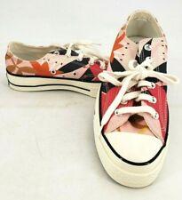Converse Women's Chuck Joy 70 568376C Orange Pink Floral Sneaker Shoes Size 9