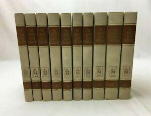 COMPLETE 10 VOLUME SET The Great Ideas Program Encyclopedia Britannica