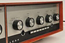 Vintage Leak Stereo 70 Amplifier & Leak Stereofetic FM Tuner Combination