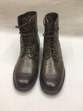 Klondike Schuhe Stiefel Damenschuhe Stiefeletten Boots Gefüttert Dunkelbraun 40
