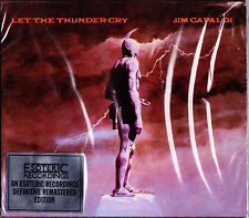 JIM CAPALDI let the thunder cry (1981) + 3 bonus tr Remastered CD NEU OVP/Sealed