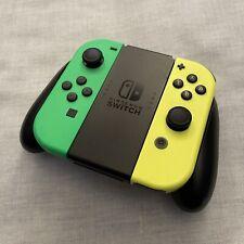 Nintendo Switch Joy Con Pair - Neon Green And Yellow