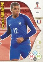 151 KYLIAN MBAPPE # FRANCE PANINI CARD ADRENALYN WORLD CUP RUSSIA 2018