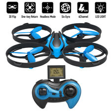 Mini RC Drone Mode 3D 360° Flips & Rolls 2.4G Gyro Quadcopter with Altitude Hold