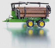 Siku 3155 rimorchio FORESTA modello AGRICOLTURA Veicolo Auto contadino 1:3 2