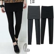 Cotton Blend Leggings Hand-wash Only Pants for Women