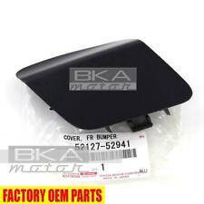 Genuine OEM Toyota 12-14 Prius C Front Bumper Tow Hook Eye Cap Cover 52127-52941