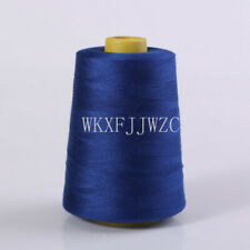 8000 Yards Industrial Overlock Sewing Machine Polyester Thread Sewing 20/color@
