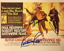 Butch Cassidy and The Sundance Kid Autographed Signed 8x10 Photo Reprint