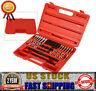 Tap & Die Set 40pcs Threading Tool Steel Tapered Coarse Fine Repair Kit