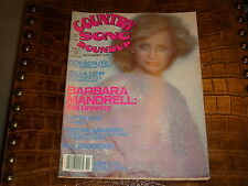 COUNTRY SONG ROUNDUP MAGAZINE NOVEMBER 1979
