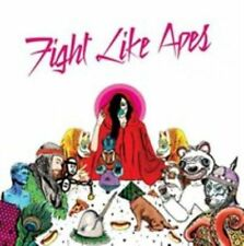 FIGHT LIKE APES - FIGHT LIKE APES NEW CD