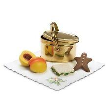 American Girl  Samantha Doll Tea Time Lunchbox New in Box NO X