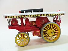 MATCHBOX MODELS OF YESTERYEAR Y9 'FOWLERS SHOWMANS ENGINE. RED. MoY