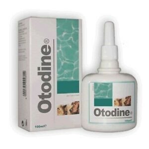 Otodine Ear Cleansing Solution 100ml