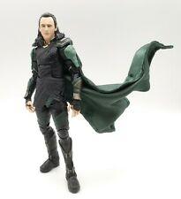Green Cape for Hasbro Marvel Legends Thor Loki (No Figure)