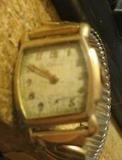 vintage RIbaux manual wind mens watch 7 jewels