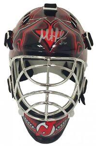 Martin Brodeur Signed Devils Mini Goalie Mask (Steiner) Playing career 1991–2015