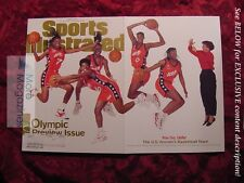 SPORTS Illustrated July 22 1996 OLYMPIC PREVIEW ISSUE ATLANTA