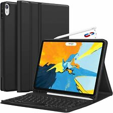 iPad Pro 11 Keyboard Case 2018 11 inch Black - Detachable Wireless Keyboard