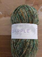 Sirdar Dapple DK Yarn Knitting Crochet 100g Yarn Wool (Enchanted Forest)